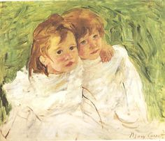 Mary Cassatt Paintings | Art Appreciation ~ Mary Cassatt | Practical Pages
