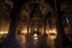 #geghard #monastery #temple #christian #armenian_apostolic_church #armenia #art #photography #religion #interior #dark