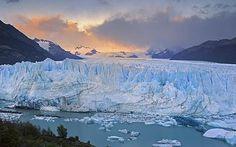 The Perito Moreno Glacier, Patagonia, Argentina (Los Glaciares National Park) photo by GETTY