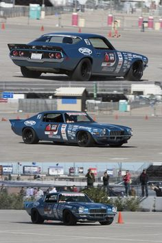 Detroit Speed's Kyle Tucker competed in the 2015 #OUSCI presented by @KNfilters in his '70 #Camaro