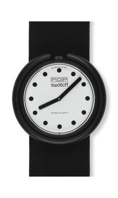 Pop Swatch. I had this watch!