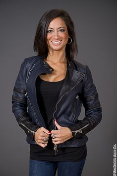 Kenna T Leather Moto Jacket $649.00 #scottsdalejeanco #sjc