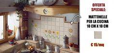 Ottieni un'ambiente #accogliente e #rustico con le offerte di Amida: #piastrelle 10x10 made in Italy per la tua #cucinainmuratura: clicca e scopri di più! http://www.amidaceramiche.it/rivestimento-cucina/