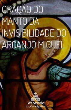 Oração do manto de proteção do Arcanjo Miguel