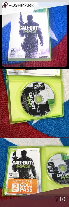 Selling this Call of Duty MW3 Xbox 360 on Poshmark! My username is: icesis22. #shopmycloset #poshmark #fashion #shopping #style #forsale #xbox360 #Other