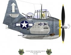 Grumman TBM-3