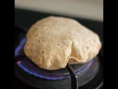 Soft Chapati, How to make easy chapati recipe