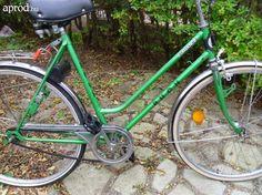 Puch Elegance női városi kerékpár! leszervízelve!