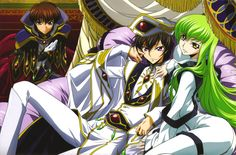 cc and lelouch - Pesquisa Google