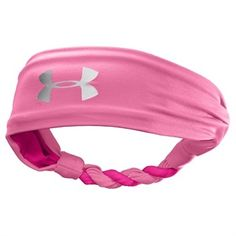 Under Armour- Wide headband---- Potentially good for hot weather. Sweat-wicking but not too hot?