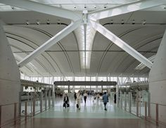 """Gallery of When it Comes to Building a Better Airport, """"It Never Pays to Use Cheap Materials"""" - 11"""