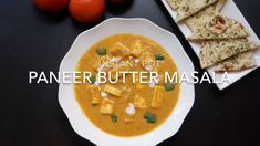 Chunks of paneer or cottage cheese cooked in a mildly spiced tomato gravy. Delicious and very easy to make Paneer Butter Masala in the instant pot | #paneer #makhani #butter #masala #indian #curry #cottagecheese #instantpot #pressurecooker #vegetarian #glutenfree | pipingpotcurry.com