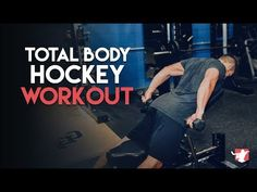 Hockey Training for Kids (At-Home Workout) - YouTube
