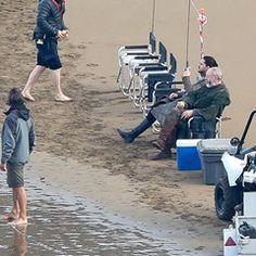SPOILER ALERT Characters re-unite as Game of Thrones continues filming in Spain