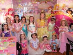 little girl birthday party ideas | ... is back with a fun birthday idea she attended the birthday party of a