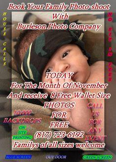 burleson photo company