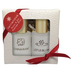 "Spread peace & joy this holiday season with TerraNova's ""Peace & Joy"" Giveaway! Simply pin your favorite TerraNova Peace & Joy Fragrance Duet to be entered to win it! www.TerraNovaBody.com"