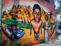 City of God/Cidade de Deus Series: Rio de Janeiro and Washington #DC, BloomBars, Columbia Heights (by Will)