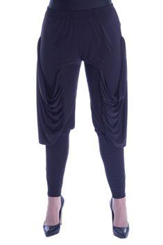 Pantaloni din jerse