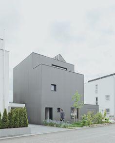 Haus B in Beinstein / Birk Heilmeyer und Frenzel Architekten