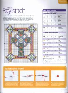 Cross Stitch Borders Celtic cross - it is in Russian, but the chart is in English. Celtic Cross Stitch, Cross Stitch Cards, Cross Stitch Borders, Counted Cross Stitch Patterns, Cross Stitch Designs, Cross Stitching, Cross Stitch Embroidery, Embroidery Patterns, Hand Embroidery