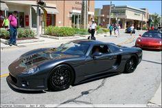 Factory Five GTM- home built super car