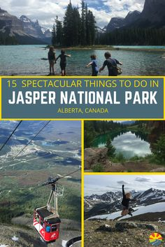 Jasper National Park in Alberta, Canada. There are so many amazing things to do in Jasper. It is one of the most beautiful destinations we have been to! We really enjoyed the attractions we went to along with the hiking and the scenery which made for some awesome photography!