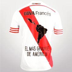 El mas grande de América. River Plate Campeón Cooa Libertadores 2015.