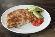 Quesadillas - Maria Mind Body Health