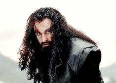 """Thorin Oakenshield BOTFA <---- this part killed me! I was like, """"he's going to die at this part....HE'S GOING TO DIE!!!!!!!!!! *CRIES*"""""""