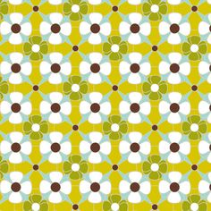 Lilly Pad fabric by heatherdutton on Spoonflower - custom fabric