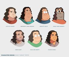 Just posting some of my work! Let me know what you think! Style Challenge, World Of Color, Cartoon Styles, Disney Characters, Fictional Characters, Challenges, Behance, Animation, Colour