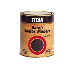 Barniz poliuretano suelos Satinado 500ml. Titan