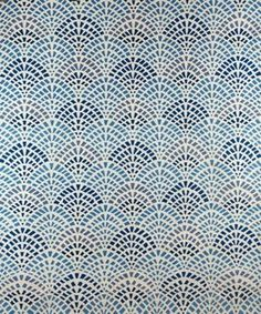 THE MAR A MAR COLLECTION of flatwoven cotton rugs is made in India, and includes chevron, ikat, stripe and mandala patterns