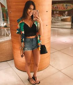 25 Casual Summer Outfits for Teen Girls and Women for Cute Comfy Simple Style Casual Summer Outfits For Teens, Summer Outfit For Teen Girls, Short Outfits, Spring Outfits, Trendy Outfits, Cute Outfits, Fashion Outfits, Fashion Trends, Funky House