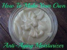 Homemade Anti Aging Cream: Banish Those Wrinkles Naturally #AntiAgingFoods