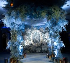 A Galia Lahav Bride for a Super Luxe Jewish Wedding, with an Epic Chuppah, at The Dorchester, London, UK - Smashing the Glass Wedding Blog, Wedding Day, Wedding Chuppah, London Landmarks, Floral Backdrop, Something Blue, Luxury Wedding, Backdrops