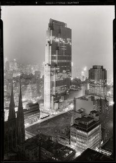 Rockefeller Center 1933