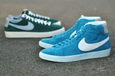 @cathy_len summer styling- Nike Blazer VNTG (March 2013) Gents Shoes, Nike Shoes, Sneakers Nike, March 2013, Comfy Shoes, Gentleman Style, Nike Sportswear, Me Too Shoes, Womens Fashion