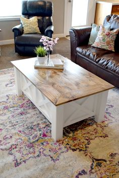 54 Best Coffee table with storage images | Coffee table with storage ...