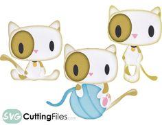 $3.50 SVG Cutting File:Oliver
