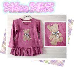 Milena M2K: Blusinhas de Inverno p minha Florzinha Mih