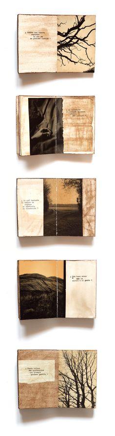 * tratado de incertezas · unique #artist #BOOK · 2020 · Juanan Requena Journal Pages, Journals, Paul Theroux, Graduation Project, Coffee Staining, Altered Books, Book Art, Unique, Magazines