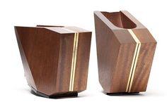 cat potter shoes wood design