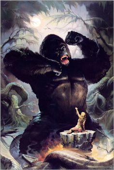 King Kong by Ken Kelly