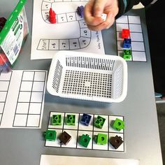 Hands-on maths! Better than worksheets! Motivational Quotes For Teachers, Teacher Quotes, Word Out, Numeracy, Autism Awareness, Special Education, Teacher Resources, Maths, Worksheets