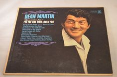 Vintage Record Dean Martin: I'm The One Who by FloridaFinders