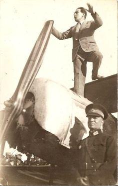 Vecihi Hürkuş (1896-1969), gerçek bir gökyüzü sevdalısı ve hayal kırıklığına karşı bağışıklık kazanmış bir uçak tasarımcısı.