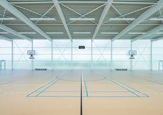 Galería - Centro Deportivo Kiel / UR architects - 6