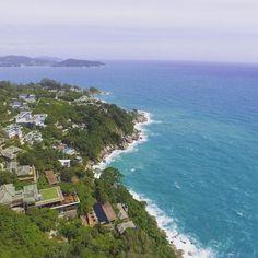 Millionaire Mile Kamala  #kamala #kamalabeach #phuket #phuketthailand #thailand #thai #coast #sea #sun #sunday #realestate #property #villa #villas #luxury #luxuryvillas #himmapana #himmapanavillas